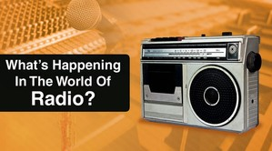 What's Happening in the World of Radio September